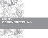 Skill Set: Design Sketching