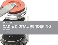 Skill Set: CAD and Digital Rendering