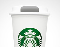 Starbucks - Recyclable Cups