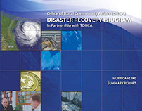 Proposal Design | ORCA Disaster Recovery Program