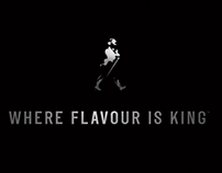 johnnie walker / flavour is king