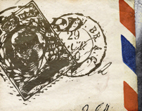 Old Stamps typeface