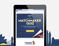 Singapore Airlines Facebook Quiz