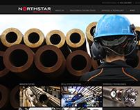 NorthStar : Website Design Mockup