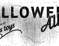 Halloween Alley Re-Brand
