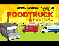 FOODTRUCK FESTIVAL 2014