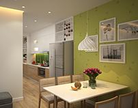 Apartment KVKL