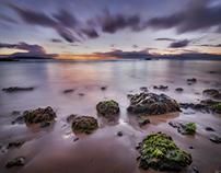 Cove Beach Twilight