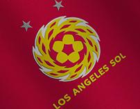LA Sol fantasy soccer team identity