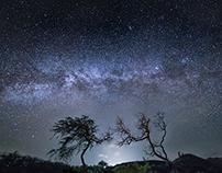 La Perouse Milky Way