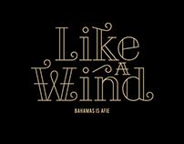 Like a wind