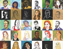 30 Days Portrait Challenge