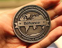 BEHANCE PORTFOLIO REVIEW AWARD