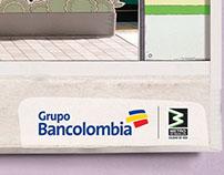 Metro / Bancolombia