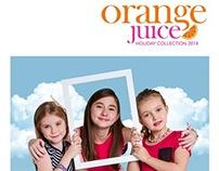 Orange Juice Magazine Ad
