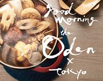 Japanese soul food // Oden
