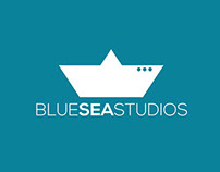 Blue Sea Studios - Brand Identity Proposal