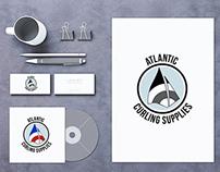 Logo Design, Atlantic Curling Supplies