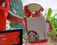 Starbucks - Christmas 2013