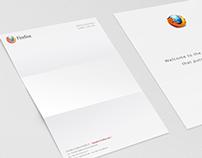 Firefox letter paper