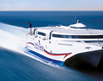 Brittany Ferries - Ad Montages