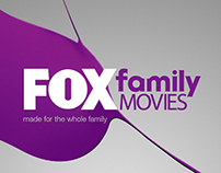 FOX FAMILY MOVIES BRANDING PITCH