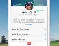 24/7 Golf App