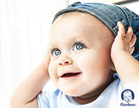 Gerber - Baby food for generations