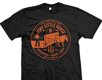 Tiny Little Horse shirt