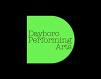 daybook performing arts / identity