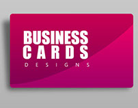 Business Card Designs Collection 1