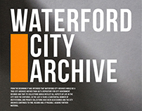 Waterford City Archive