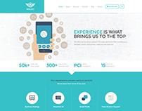 Maleo - Clean Corporate WordPress Theme