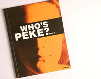 "Catálogo ""Who's Peke - What if..."""