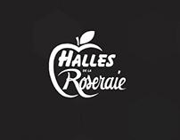 Les Halles de la Roseraie