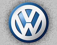 Creative Works - Volkswagen Logo