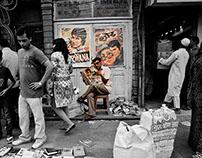 Dharyaganj, Old Delhi