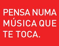 TV, RD, PRINT, OUTDOOR: RFM Pensa Numa Música