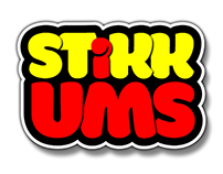 Stikkums Website and Branding Work
