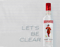 Beefeater - Image Campaign Project