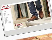 Calzados Rossi - Web Design & Ads