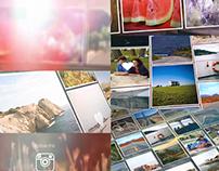 Instagram Photos Presentation // Videohive