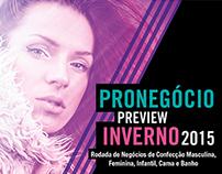 Campaign Pronegócio Preview Winter 2015