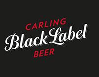 Carling Black Label - Intrinsic Billboard
