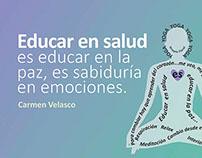 Educar en salud. Editorial Design