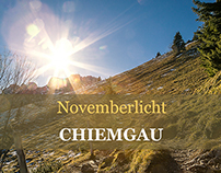 Novemberlicht im Chiemgau