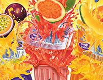 Studio Liddell CGI Fruit & Drinks