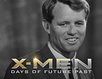 "X-Men: Days of Future Past ""Mutants Are Among Us"""