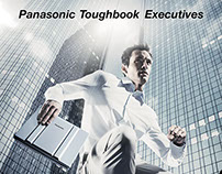 Print Campaign Panasonic Toughbook