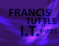 Francis Tuttle I.T. t-shirt promo
